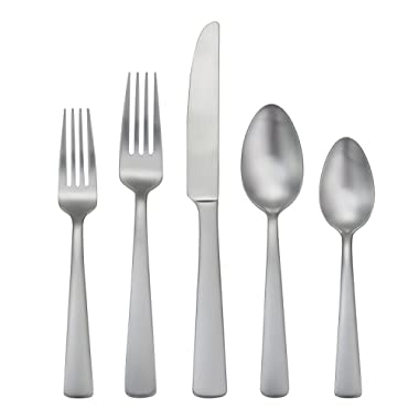 Oneida Anderson 65-Piece Flatware Set, Service for 12