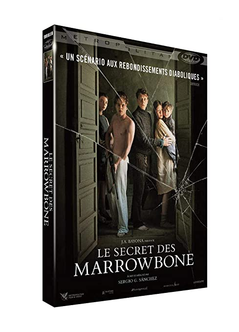Le Secret des Marrowbone [Francia] [DVD]: Amazon.es: George ...
