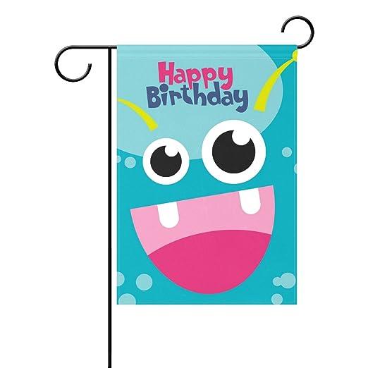 Feliz cumpleaños Celebrar - Velas de animales de bandera de ...