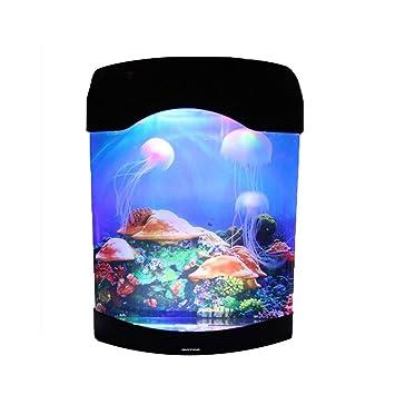Relativ Delmkin LED künstliche Quallen Aquarium Beleuchtung Kreativ  OH02