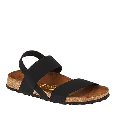 998d02bcc8a6c Amazon.com   Birkenstock Womens Caterina Sandal Black Narrow Size 37 EU  (6-6.5 N US Women)   Sandals