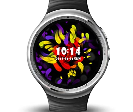 Smart Watch Android 5.1 Wrist Phone 1GB + 16GB 3G And Bluetooth 4.0 Heart Rate Monitor