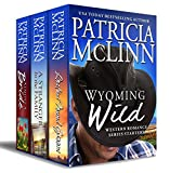 Book cover image for Wyoming Wild, Western Series Starters Boxed Set