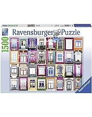 Ravensburger Portuguese Windows Puzzle 1500pc,Adult Puzzles