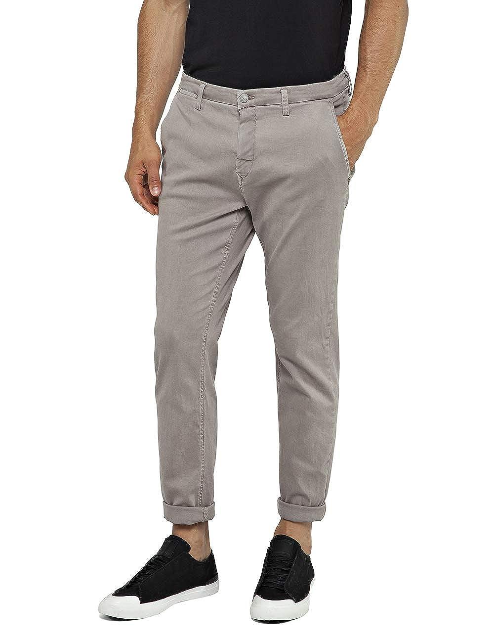 TALLA 32W / 34L. REPLAY Zeumar Pantalones para Hombre