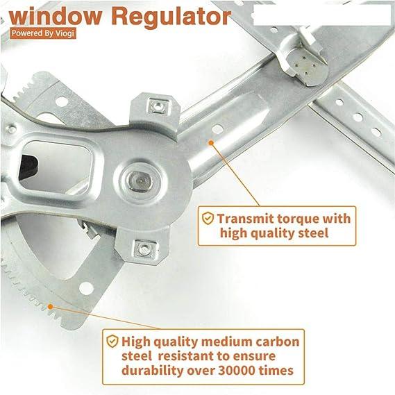 NEW WINDOW REGULATOR W//MOTOR RIGHT FRONT 89 90 91 92 93 94 95 96 97 98 99 MPV