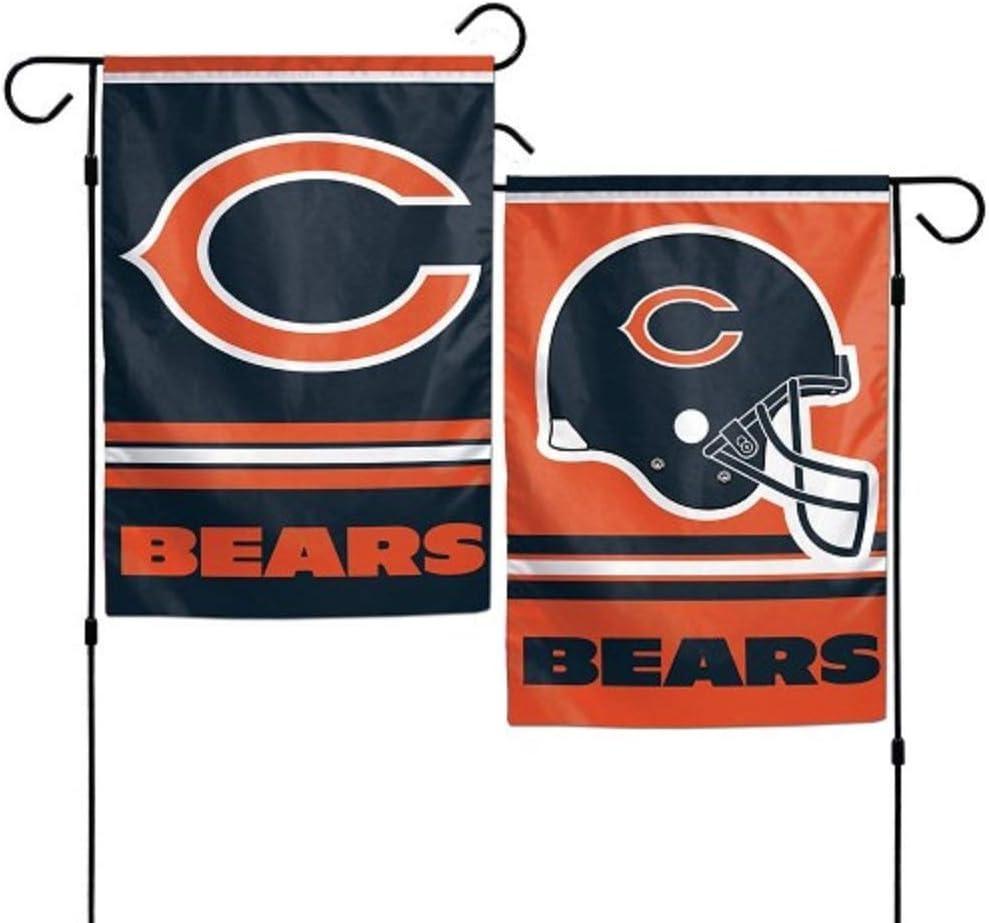 NFL Chicago Bears Garden Flag