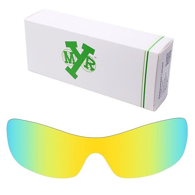 MRY lentes de repuesto para Oakley Antix polarizadas gafas de sol – colores ricos opciones multicolor