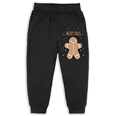 Amazon Com Evexi Boys Girls Merry Christmas Gingerbread Man