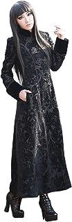 Manteau gothique aristocrate - Noir, S PENTAGRAMME