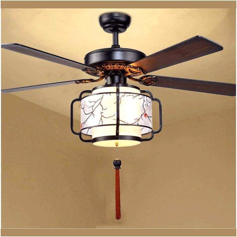 Fan Light Chinese Ceiling Fan Light Living Room Bedroom Fan Light