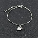Women Sexy Silver Charm Chain Anklet Bracelet Barefoot Sandal Beach Foot Jewelry