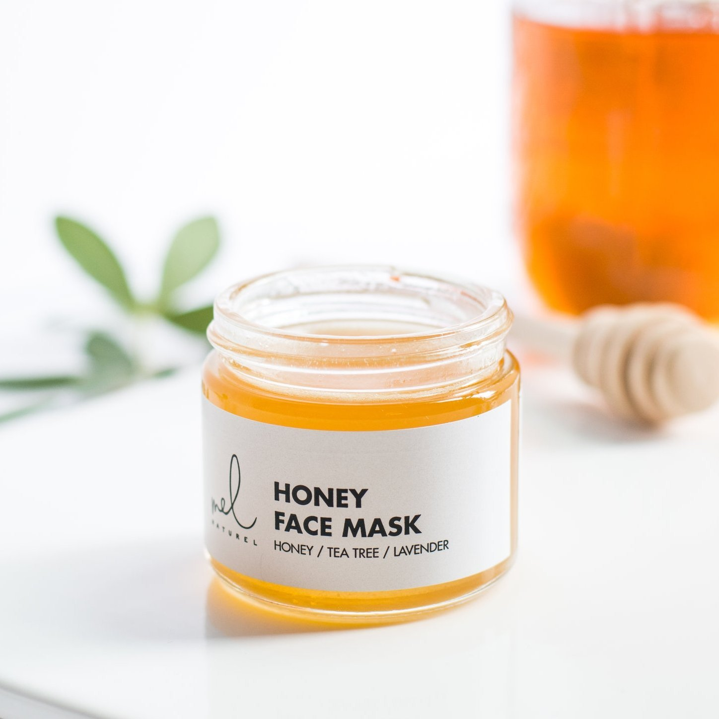 Melnaturel - Honey Face Mask by Melnaturel