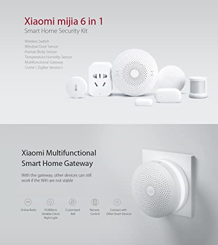 Electronics And Gadgets Store Smart Home Security Kit Xiaomi