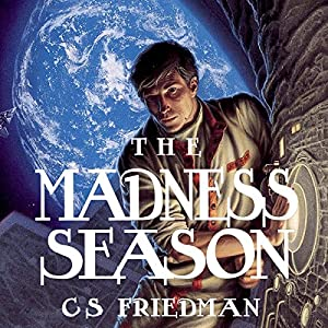 The Madness Season Hörbuch