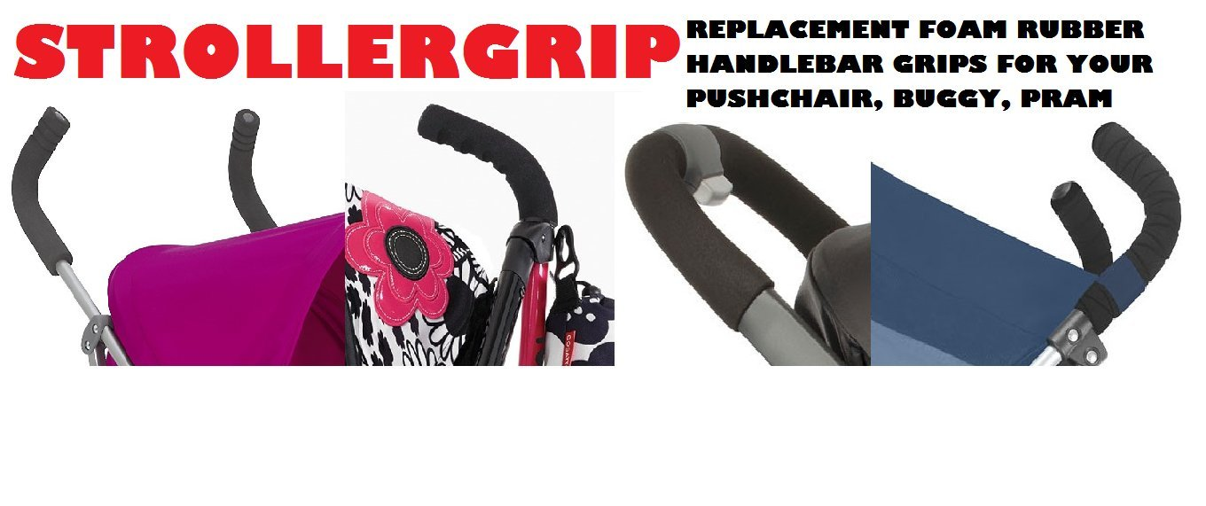 Out n about nipper stroller pushchair replacement handle bar grips buggy