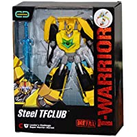 Transformers T-Warrior Bumblebee Metal Gövde Dönüşen Robot