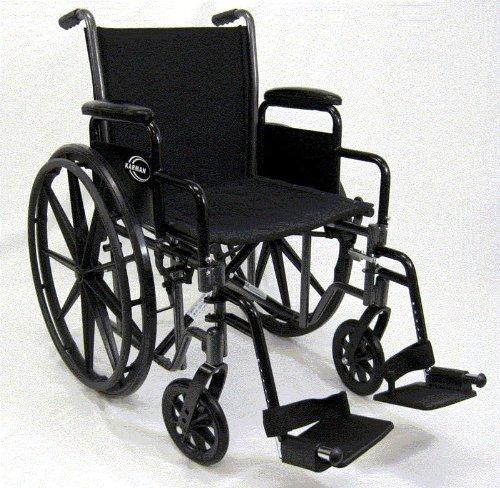 Karman Healthcare LT-700T Detachable Flip Back- Desk Armrests- Same As Above.