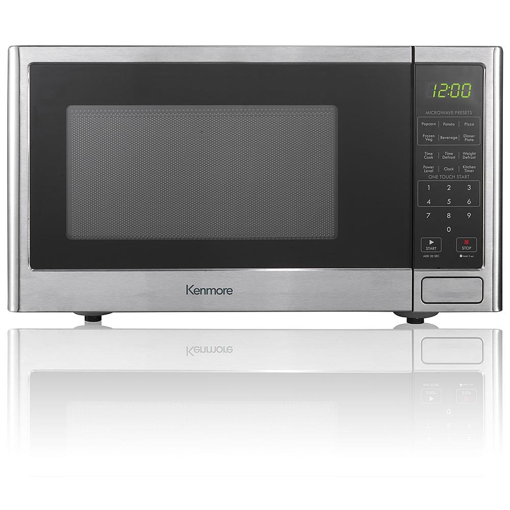 Countertop Microwave Oven   Stainless Steel: Kitchen U0026 Dining