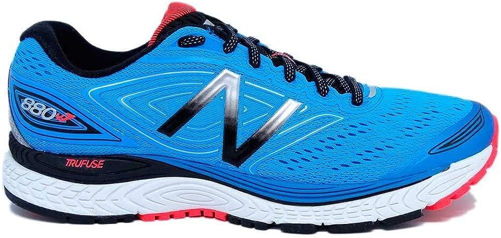 New Balance M 880 v7 Azul Hombre - Azul, 44 EUR. (10 US): Amazon.es: Zapatos y complementos