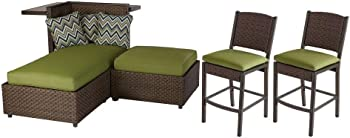 Hampton Bay 4-Piece Patio Set