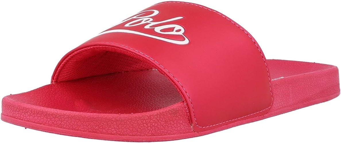Polo Ralph Lauren Yalesville Rosa (Sport Pink) Pearlized 35 EU ...