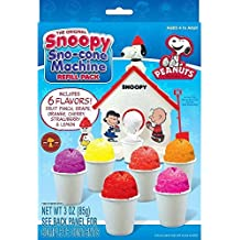 Snoopy Snow Cone Maker Refill 3 oz by Unknown
