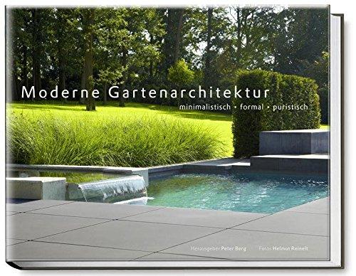 Moderne Gartenarchitektur - Minimalistisch, Formal, Puristisch
