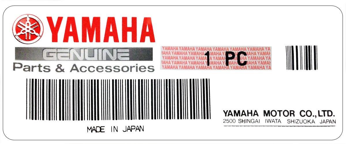 Yamaha 93210-16772-00 O-RING; 932101677200