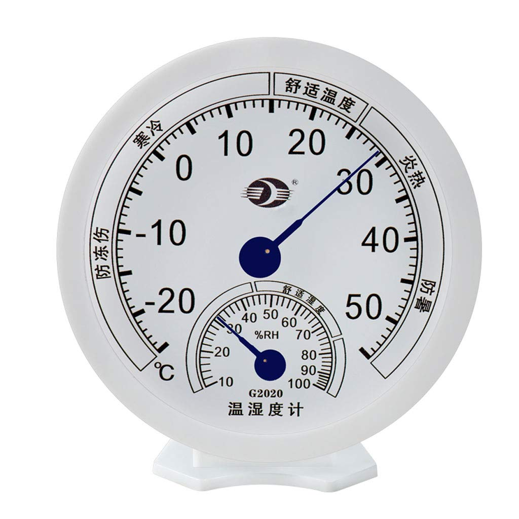 YTS Indoor Thermometer Hygrometer Home Baby Room High-Precision Dual-use Pointer