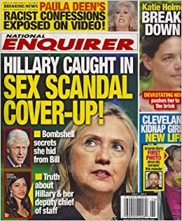 Hillary clinton fix it exposed f