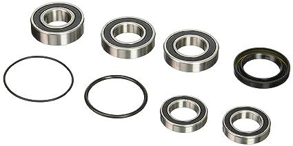 Wheel Seal//Bearing Kit For 2013 Honda TRX420FA Rancher AT~Pivot Works