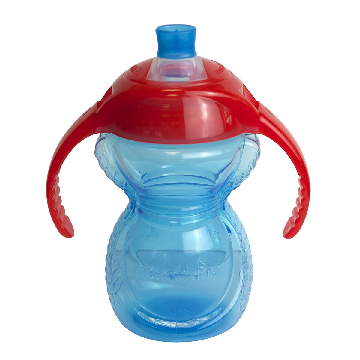 Munchkin Click to Lock Sippy Cup with Chew Proof Spout, 10 oz/296 ml (Color Assorted) 012292