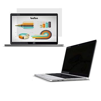 501207e0b1 Befon Filtre de confidentialité pour écran d'ordinateur, 15.6  Pouces,345x194mm Widescreen 16