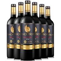 巴布瑞 梦幻维希干红葡萄酒 750ml*6(智利进口红酒)