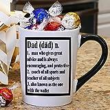 Tumbleweed Dad ceramic Mug, , Multicolored