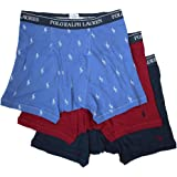 (ポロ ラルフローレン) POLO RALPH LAUREN ボクサーパンツ3枚セット CLASSIC FIT COTTON BOXER BRIEFS 3set LCBBS3