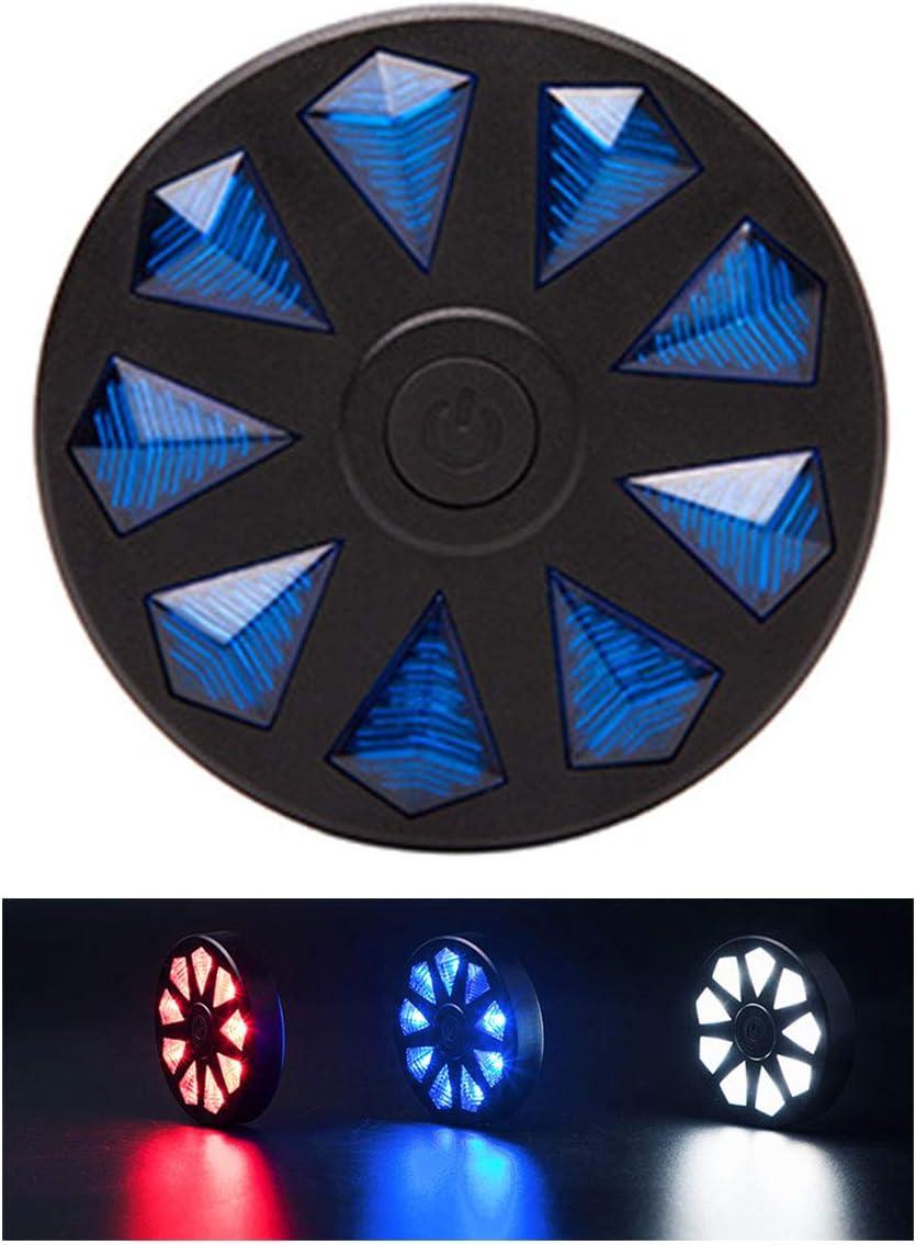 ASEOK Feux Arri/ère de V/élo,Feux de Chargement /à Del USB de la Lampe de Bicyclette Sports LED Feu Arri/ère de Mode V/él Rouge feu Arri/ère de v/élo /à Haute Intensit/é /étanche /à 6 Feux