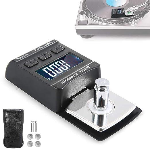 lesgos Lápiz Digital para Tocadiscos 0,01 g/10,00 g con ...