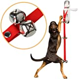 Color Scissor Dog Doorbells for Dog House training and Housebreaking for Potty Training Your Puppy