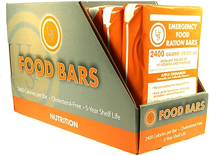Top 10 Ultimate Survival Technologies Food Ration