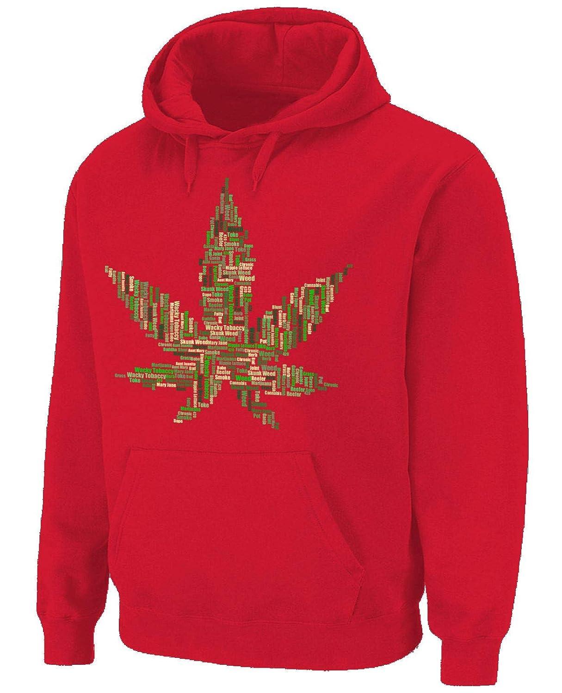 Amazon com: Tribal T-Shirts Cannabis Slang Names Funny Pouch Pocket