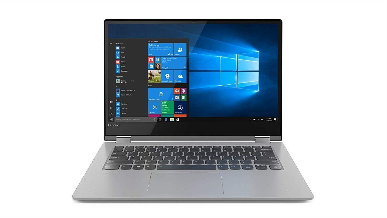 Lenovo Flex 6 14 2-in-1 FHD (1920x1080) Touchscreen IPS Laptop PC, Intel Quad Core i5-8250U, Bluetooth, WiFi, HDMI, Backlit Keyboard, Fingerprint ...