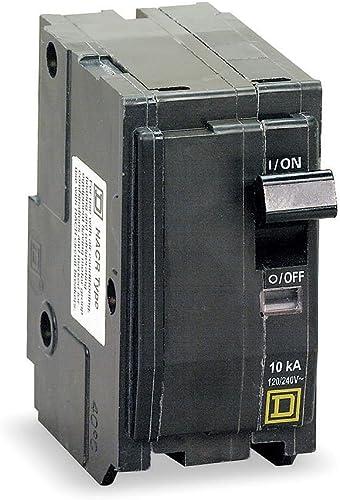Plug in Circuit Breaker 2P 80 Amp 120 240VAC 48VDC