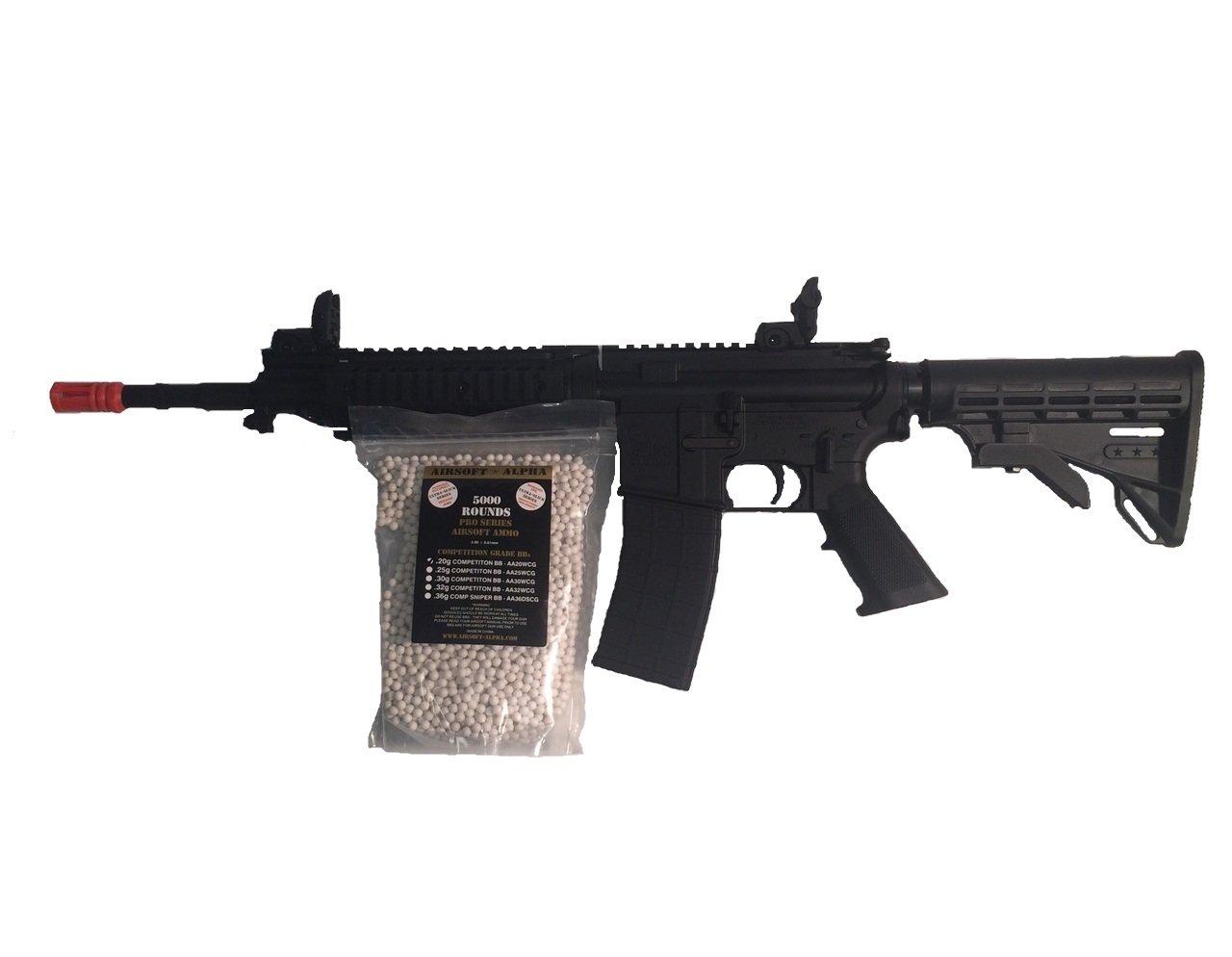 tippmann m4 airsoft alpha jackal operator package(Airsoft Gun)