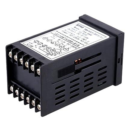 Ben-gi Temperatura MyPin TA4-VSR Digital PID Controller 0 ...