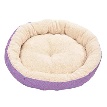 Cathy02Marshall Cama para Perros Cómodo Cálidas Camas Lona Transpirables para Perros Mascotas, Cama Mascota Perrera