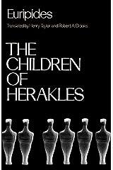 The Children of Herakles (Greek Tragedy in New Translations) Paperback