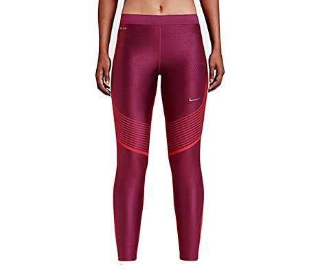 afef37ed358a88 Nike Power Speed Women's Running Tights (S): Amazon.ca: Sports ...