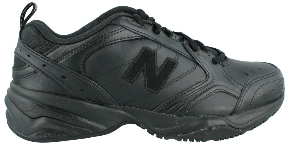 New Balance Women's WX624v2 Training Shoe, Black, 10 B US